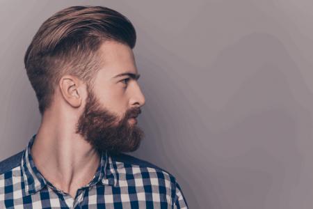 שיער דליל גברים