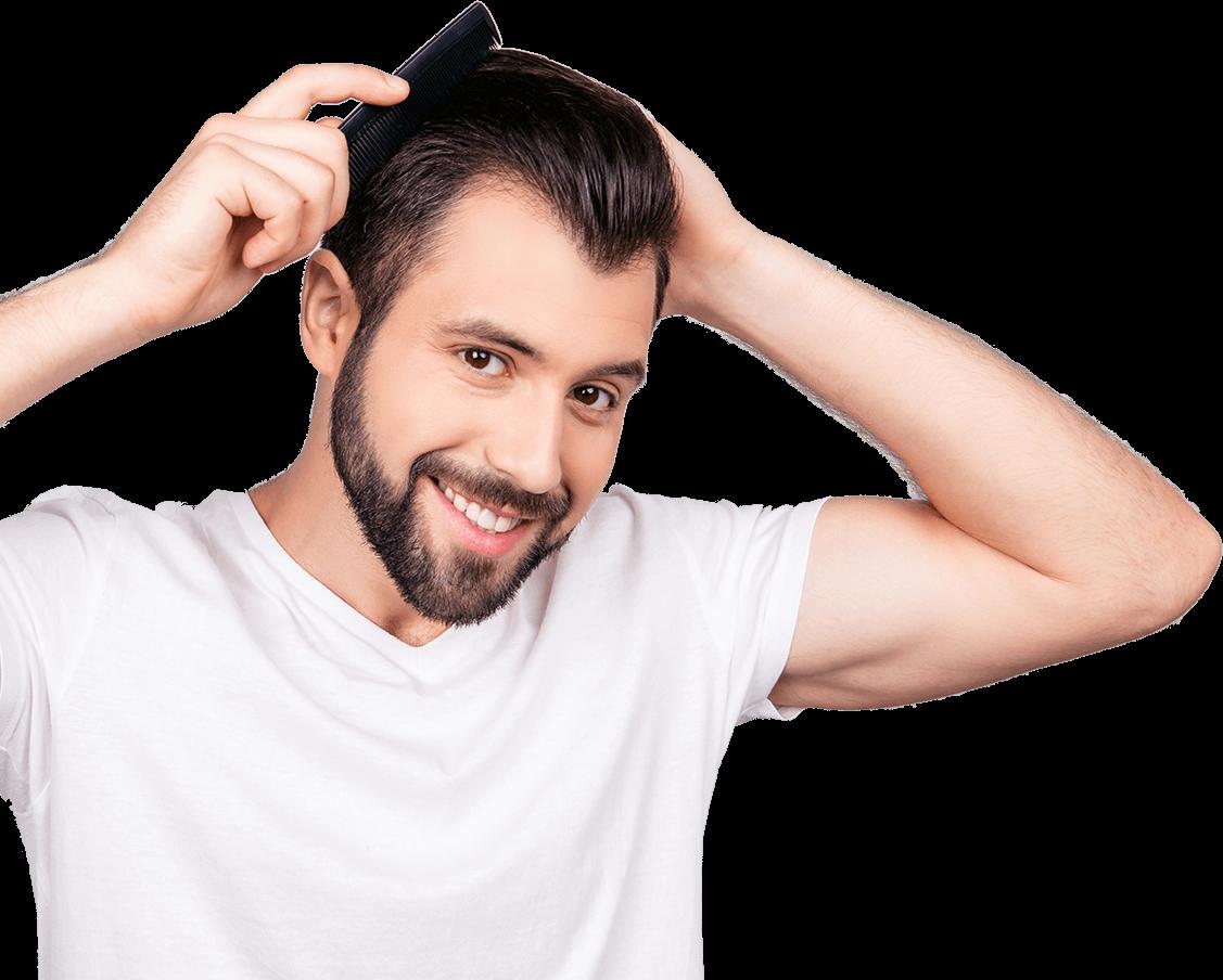 השתלת שיער במפרצים לגברים